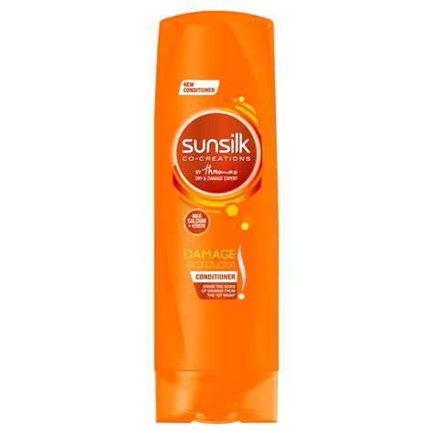 Sunsilk Hair Care Products sunsilk damage reconstruction conditioner 180ml