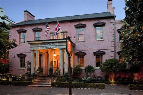 the olde pink house historical locations etikit savannah