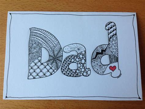 S Day Zentangle Zentangle S Day Card Zentangle