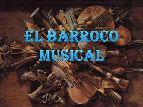 imagenes barroco musical el barroco musical