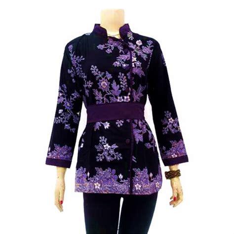 Baju Batik Wanita Untuk Remaja 30 gambar baju batik untuk kerja dan pesta contohbusanamuslim