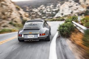 Singer Porsche California Driving The 1990 Porsche 911 Reimagined By Singer Vehicle