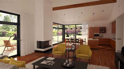 dise 241 o de exteriores construye hogar diseo de interiores de casa con techo alto sala elegante