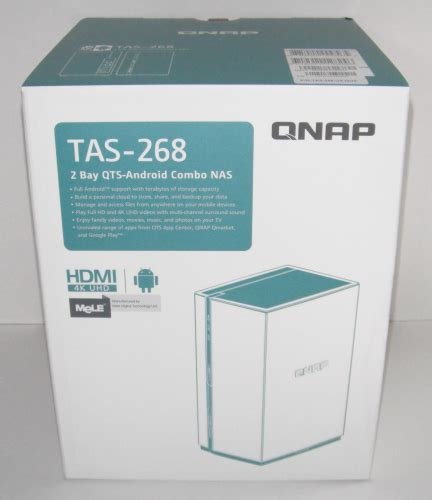 Dual Bag Tas In One by Cdrlabs Box Contents Qnap Tas 268 Qts Android