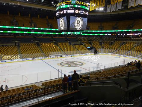 section club td garden club 139 seat views seatgeek