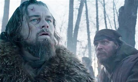 review the revenant a mesmerizing brilliant film