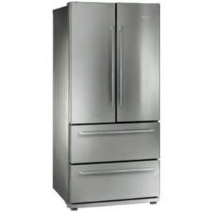 smeg fq55x 84cm two door two drawer refrigerator freezer