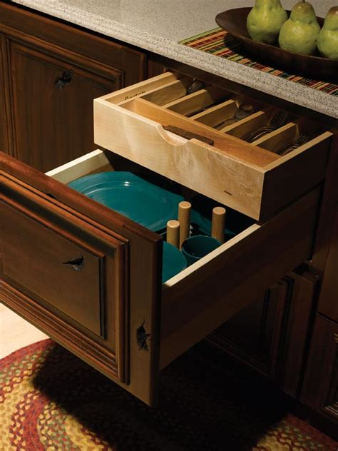 In Drawer by Drawer With Peg Drawer Organizer Micka Cabinets