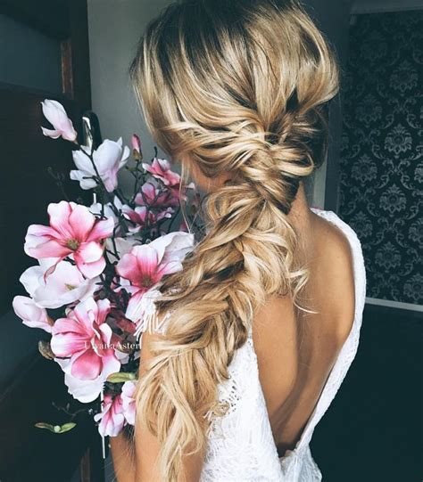 braids pulled my hair out 25 best ideas about fishtail braid wedding on pinterest