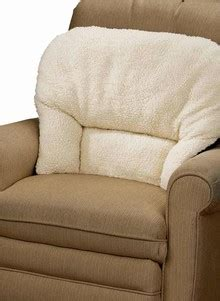 recliner pillow support total back support pillow drleonards com