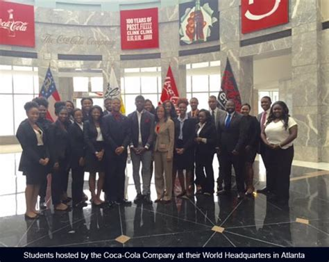 Black Mba Coca Cola Executive Atlanta by Black Meetings Tourism The Coca Cola Company Hosts