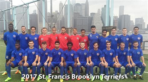 Liu Zhi Mba St Francis by St Francis Terriers Mens College Soccer St