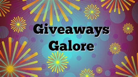 Enter Giveaways Online - enter online sweeps you can t win if you don t enter