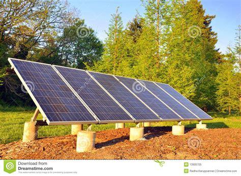 solar panel royalty free stock photo image 13905705