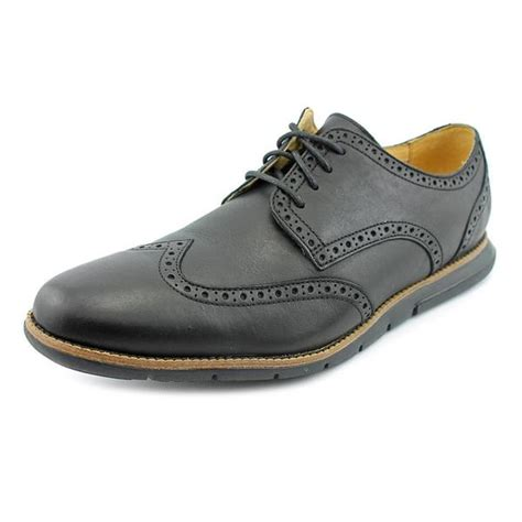 cole haan s grandsprint wing ii leather casual shoes