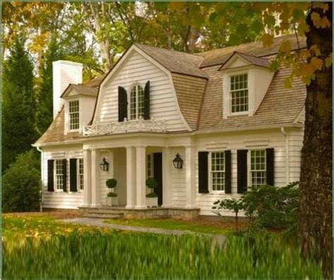colonial house style characteristics best 25 colonial house exteriors ideas on pinterest