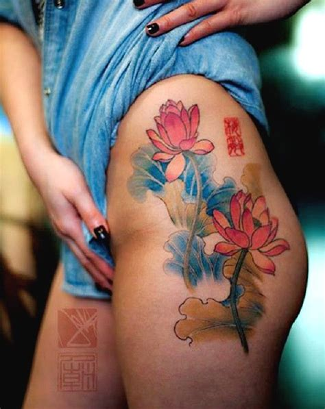 70 lotus tattoo design ideas lotus flowers flower
