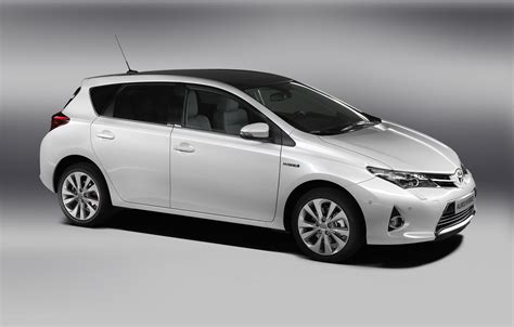 New Toyotas The New Toyota Auris