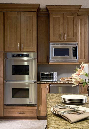 double oven and microwave housing cabinet ideas for built in wall ovens and microwaves toasters