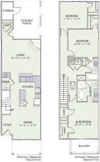 Townhouse Floor Plan Designs townhouses plans 171 floor plans