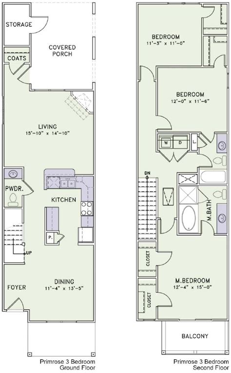 townhouse floorplans trump tower chicago 401 n wabash floor plans views
