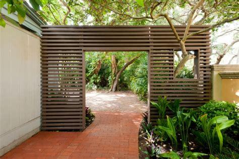 panneaux treillis la d 233 coration ext 233 rieure avec un treillis de jardin
