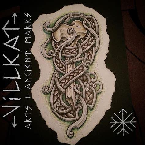 viking art tattoo designs 8 345 followers 877 following 373 posts see instagram
