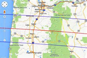 map of oregon totality image gallery eclipse 2017 oregon