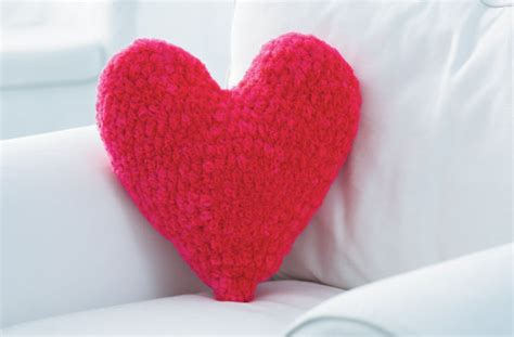 pattern for a heart pillow double treble craft adventures free heart pillow crochet