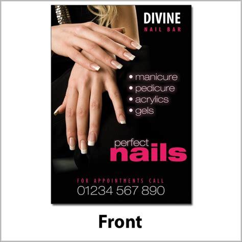 nail design flyer nail salon flyer www imgkid com the image kid has it