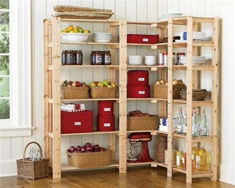 Wood Pantry Shelving Systems Pantry Shelving City Home Style