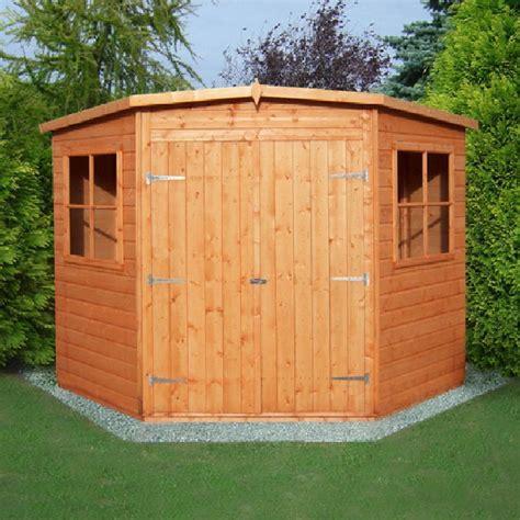 shire corner shed       elbec garden