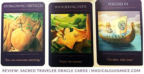1401951589 sacred traveler oracle cards a review sacred traveler oracle cards magical guidance