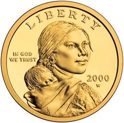 1 dollar quot sacagawea dollar quot united states numista