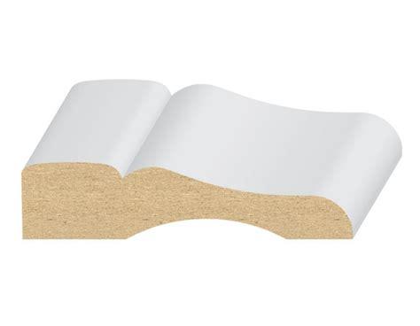 mdf quot el el wood products 711 mdf casing moulding 2 1 2