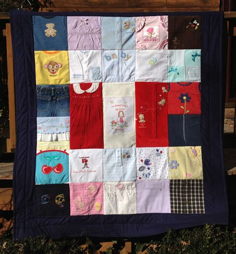 The Memory Quilt by Baby Memories Quilts