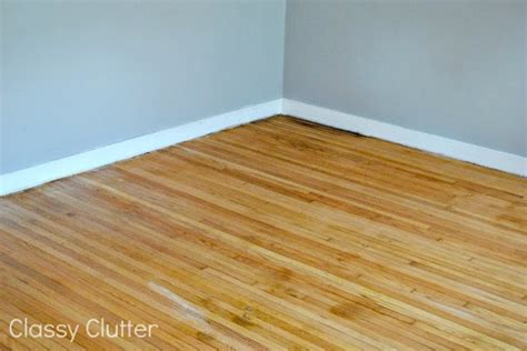 cleaning hardwood floors after removing carpet how to refinish wood floors