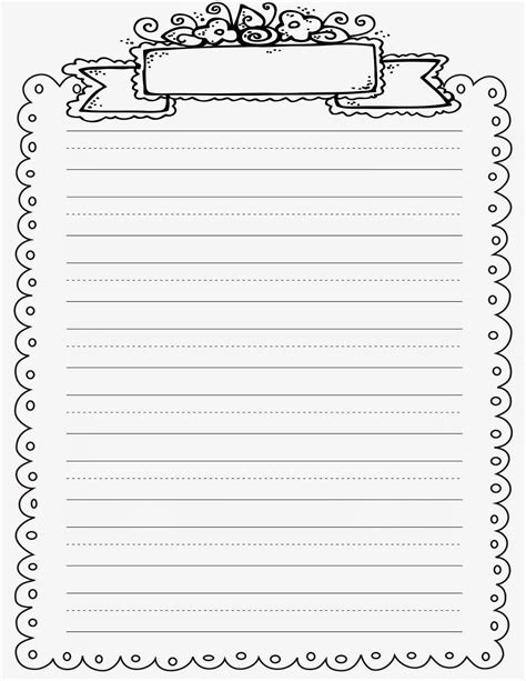 printable lined paper for mother s day 2nd grade snickerdoodles mother s day freebie