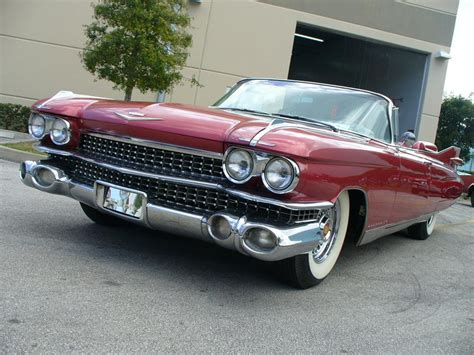 1959 Cadillac Eldorado Biarritz Convertible by 1959 Cadillac Eldorado Biarritz Convertible красота на
