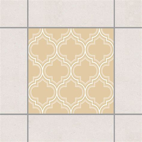 piastrelle marocco adesivo per piastrelle retro morocco light brown 10cm x 10cm
