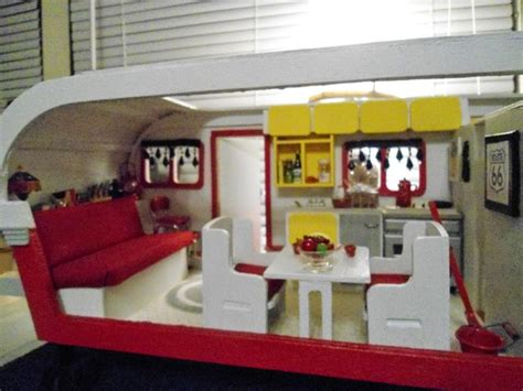 doll house trailer 17 best images about various dollhouse mini trailers on pinterest dollhouse