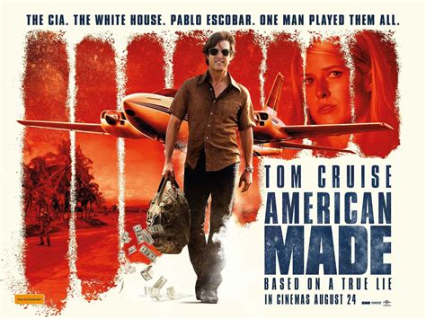 american made review american made i am your target demographic