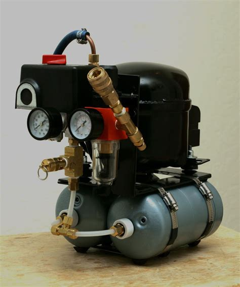 jason jones imagery diy mini silent compressor electronics minis air