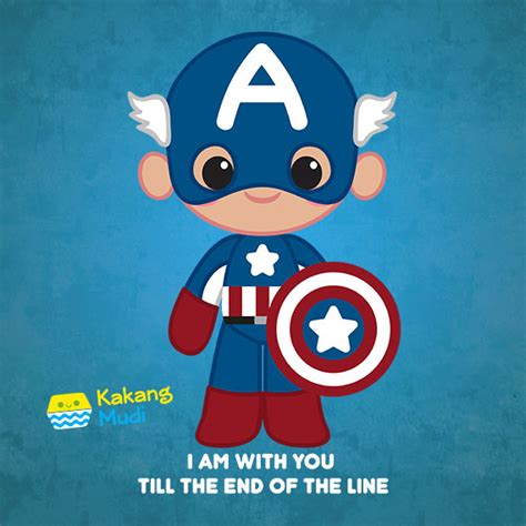 captain america chibi wallpaper chibi captain america by kakangmudi on deviantart