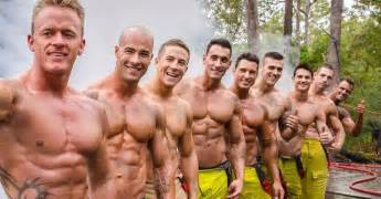Kalendar 2018 Jakim Firefighters Pose With Puppies For Charity In Annual Calendar