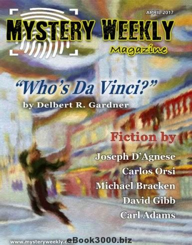 Novel S Weekly Fiction Special April 2017 Ebook mystery weekly april 2017 free pdf magazine