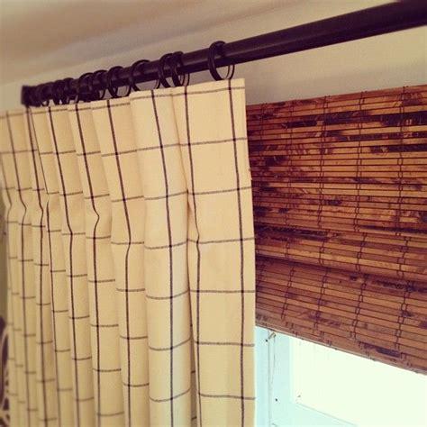 matchstick curtains best 25 matchstick blinds ideas on pinterest bamboo
