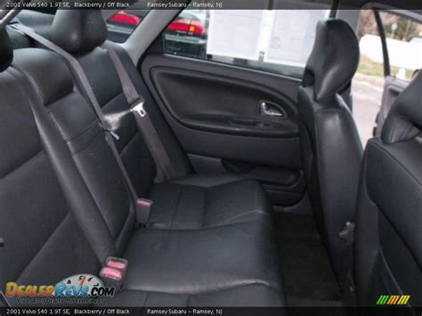 Volvo S40 2001 Interior by Black Interior 2001 Volvo S40 1 9t Se Photo 11