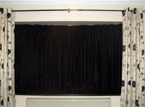 curtains for 8 foot wide window 17 best images about window treatment ideas for half