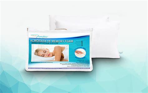 almohadas memory almohada memory foam magic comfort